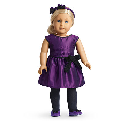 Purple Party Outfit