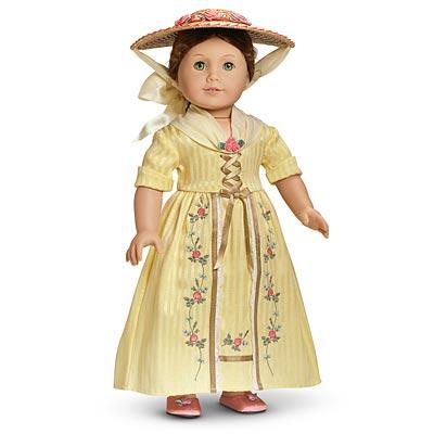 Felicity's Tea Lesson Gown