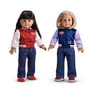 American Girl Club Jacket-Dolls