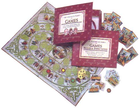 American Girls Historical Games