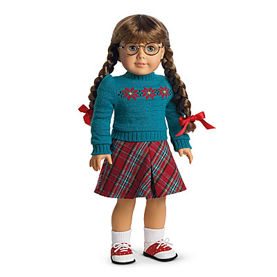 Molly's Sweater and Skirt