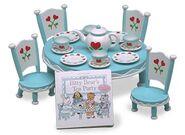 Bitty Bear's Tea Party Set 2