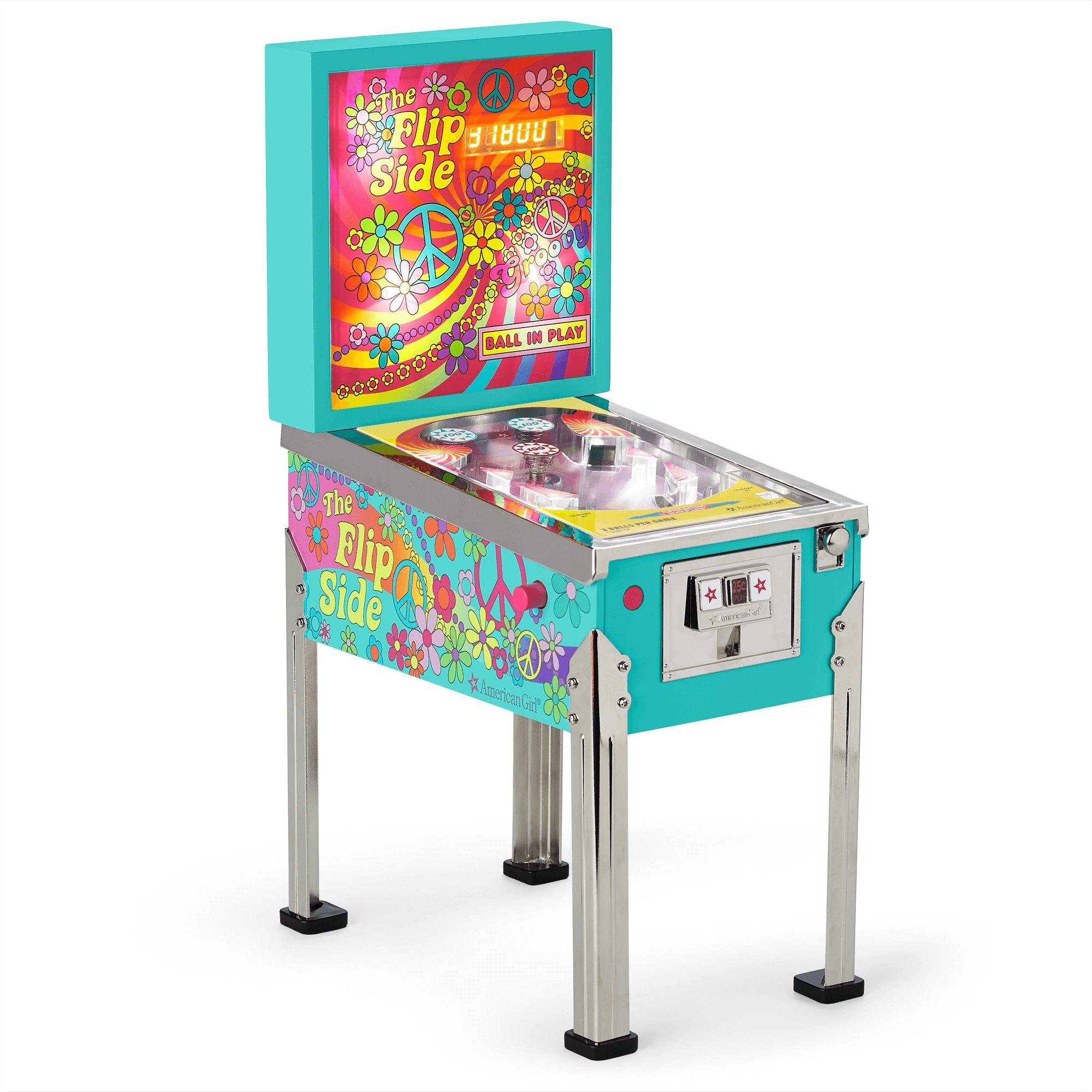Julie's Pinball Machine