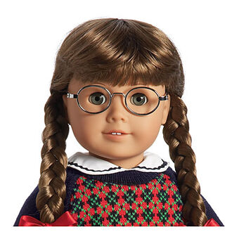 1 Red Hair Ribbon ONLY PC American Girl Molly Doll Meet Outfit