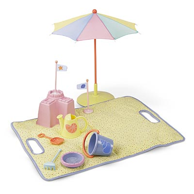 Bitty Sand Toys