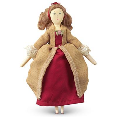 Elizabeth's Fashion Doll