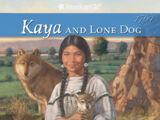 Kaya and Lone Dog