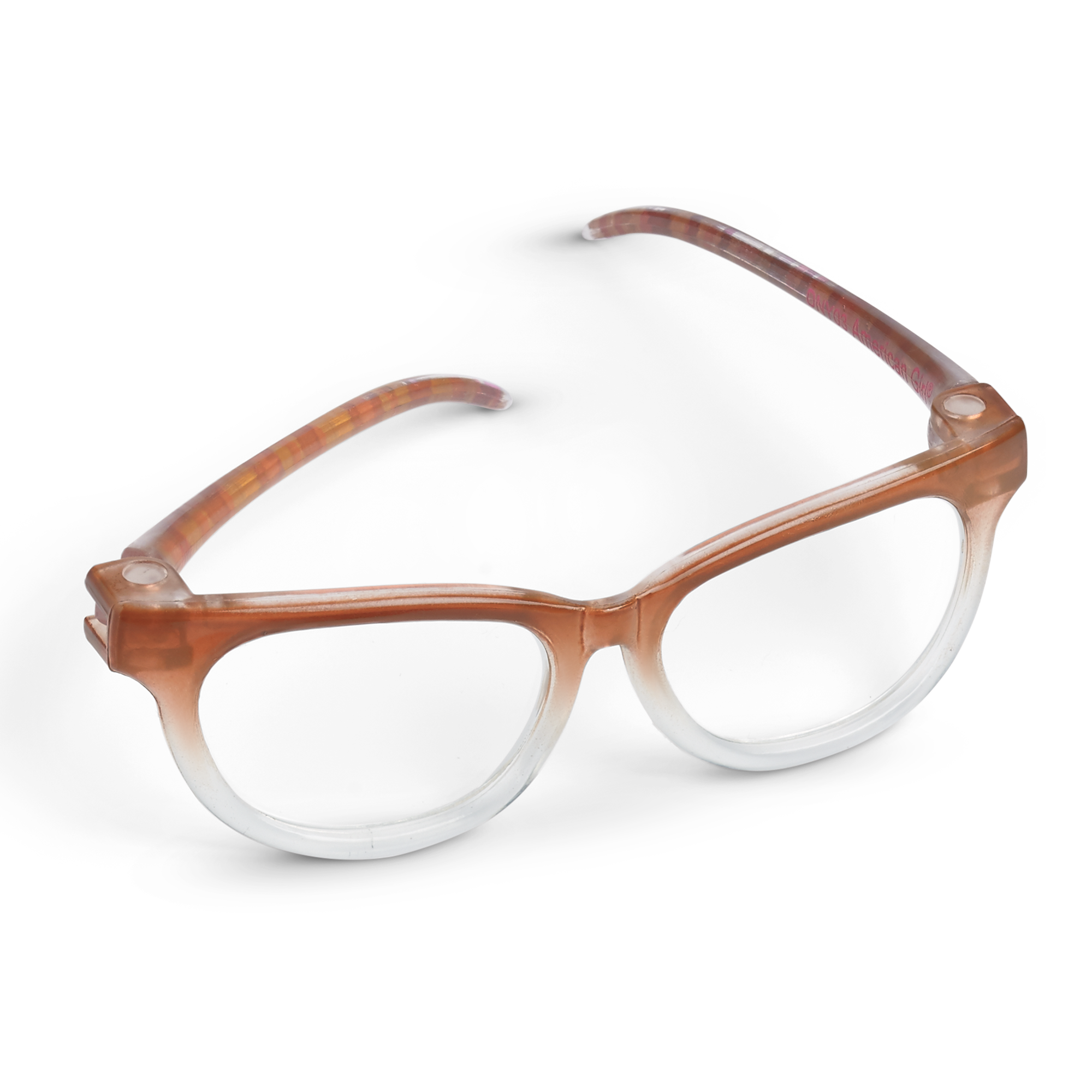 Brownie Ombre Glasses
