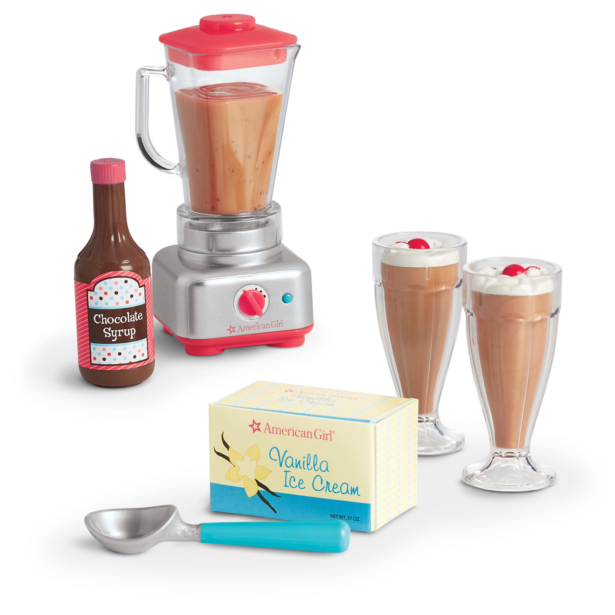 Blender and Milkshake Set