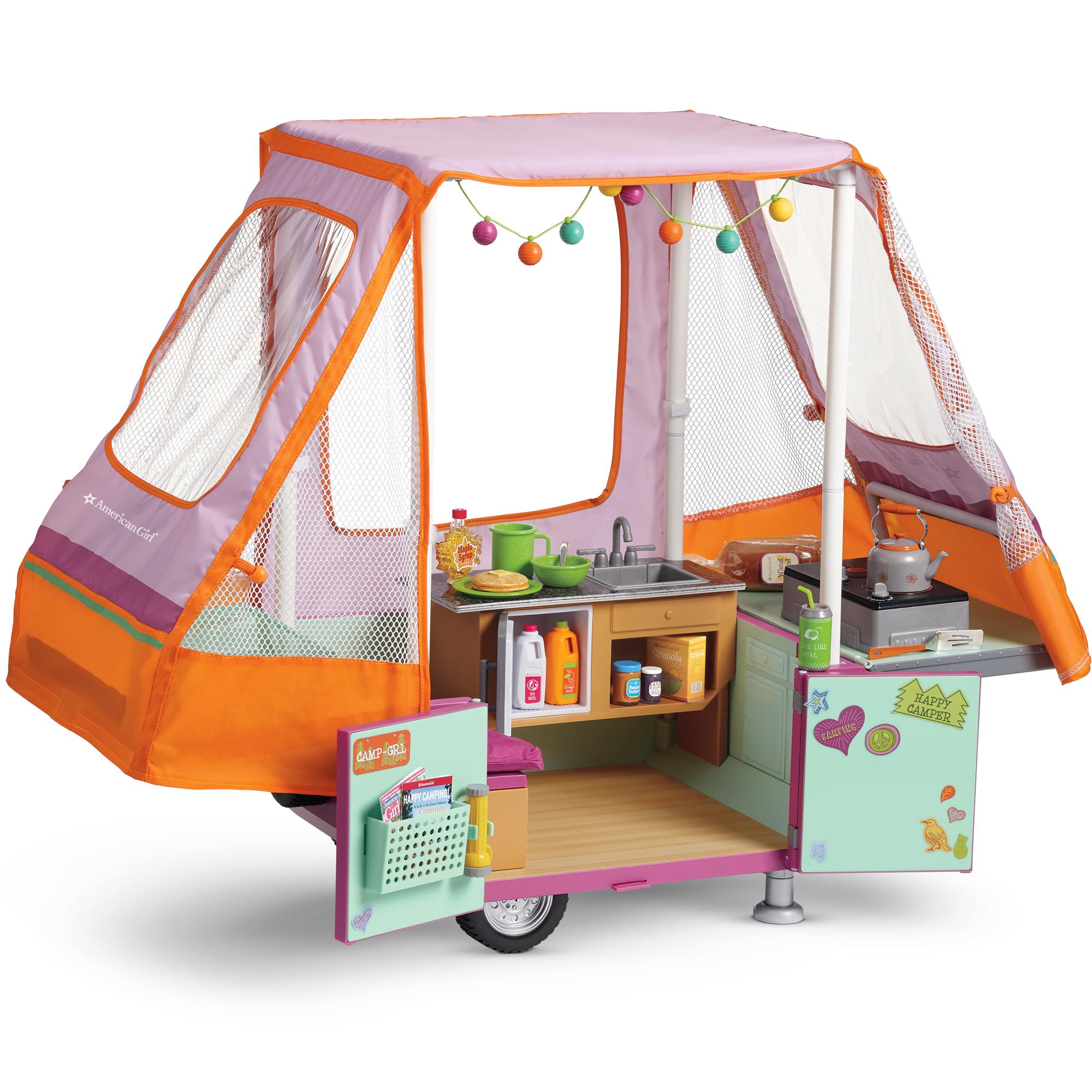 Adventure Pop-Up Camper