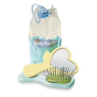 Bitty Twins Hair Care Kit