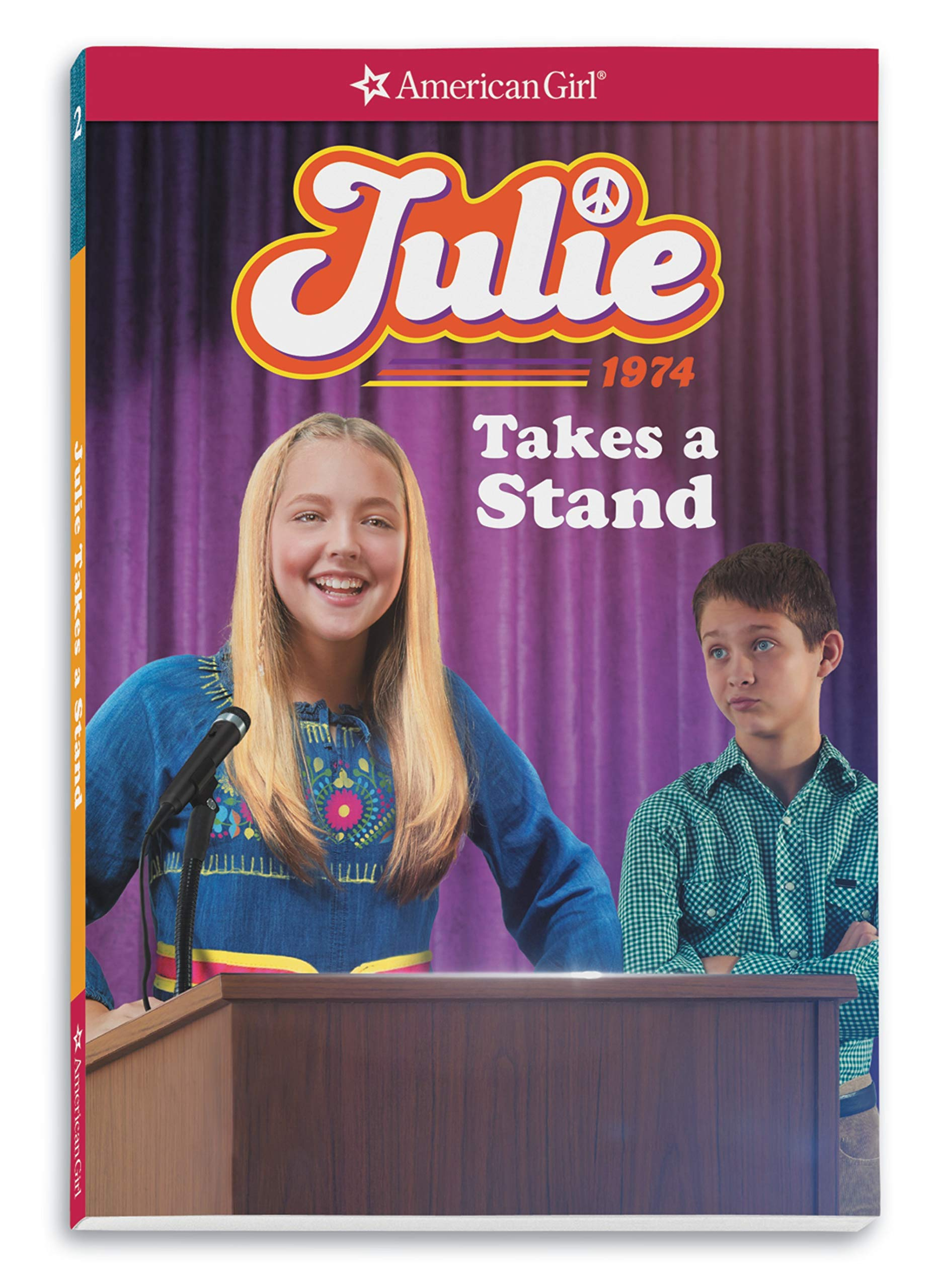 Julie Takes a Stand