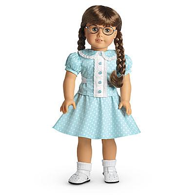 Molly's Polka-Dot Outfit