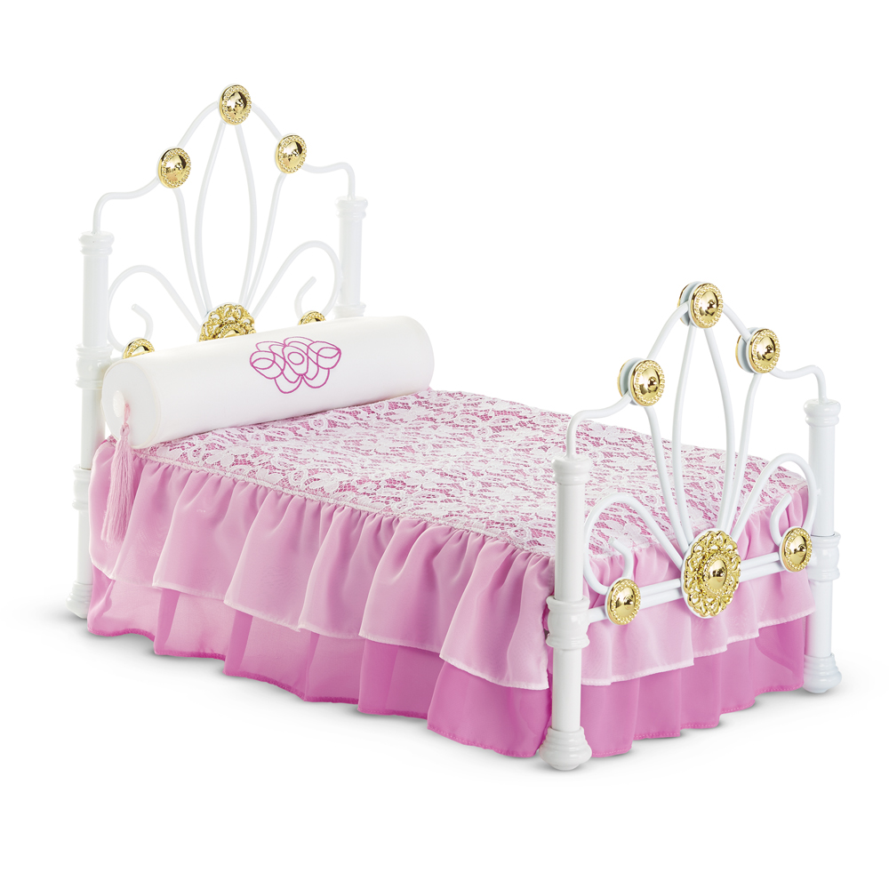Rebecca's Bed and Bedding (BeForever)
