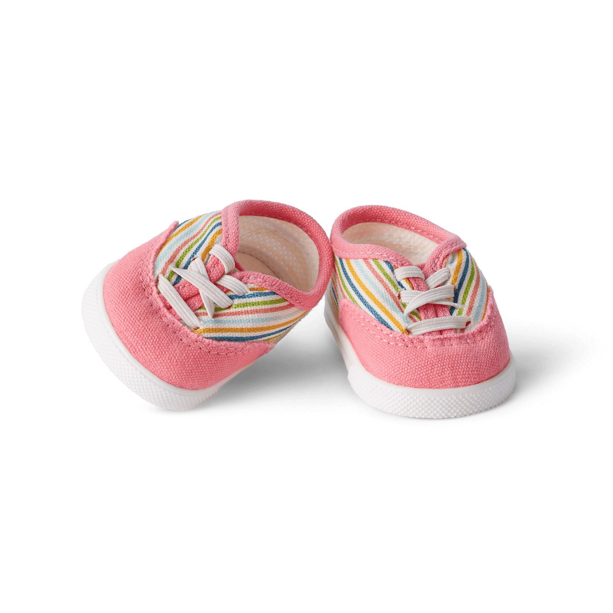 Colorful Stripes Shoes
