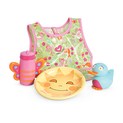 Bitty Mealtime Set