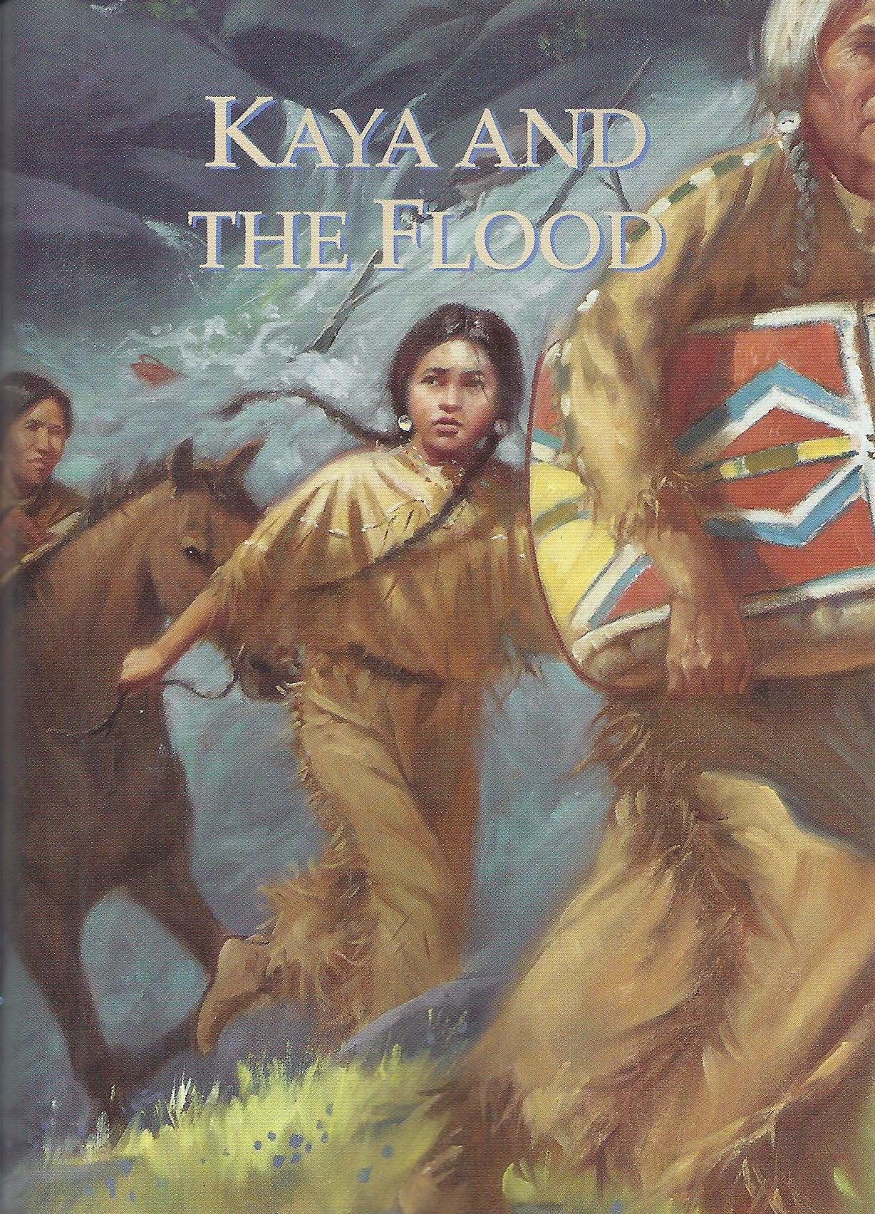Kaya and the Flood