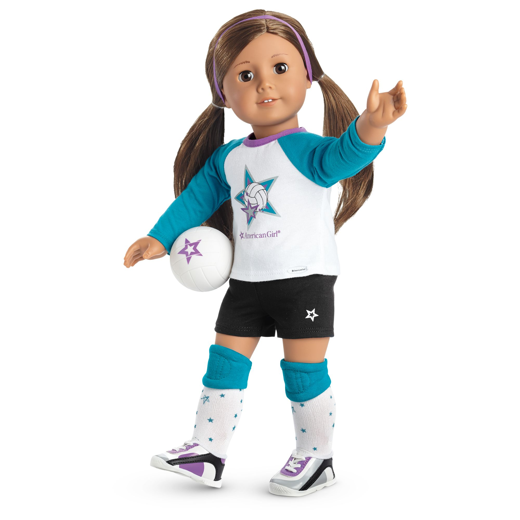Star Player Volleyball Outfit