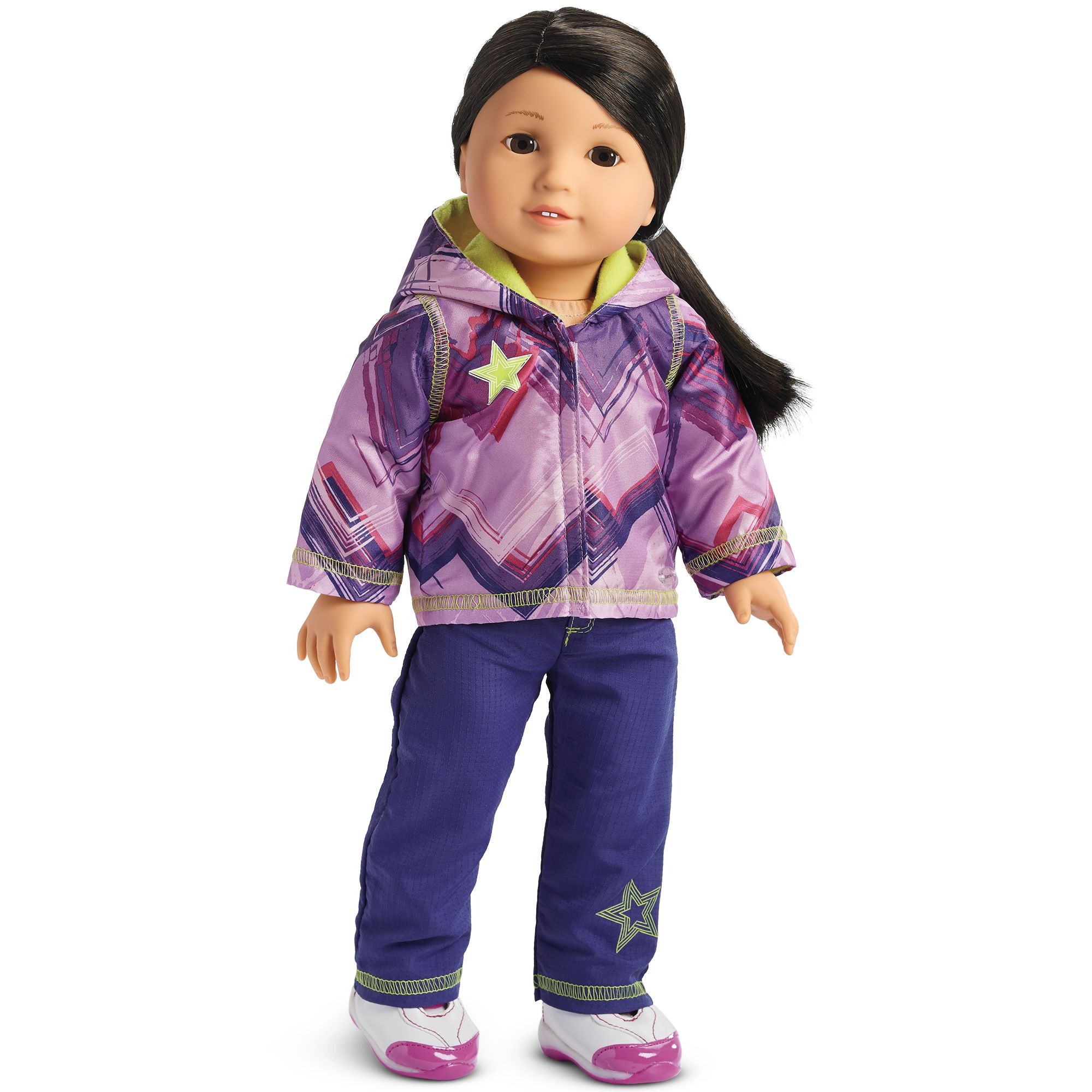 Star of the Slopes Outfit