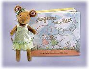 AliceDollAndBookSet