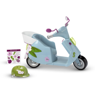 Island Scooter Set