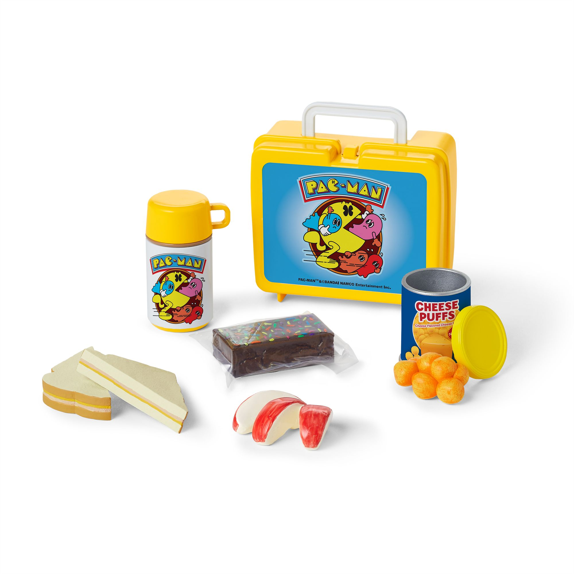 Courtney's PAC-MAN Lunch Set