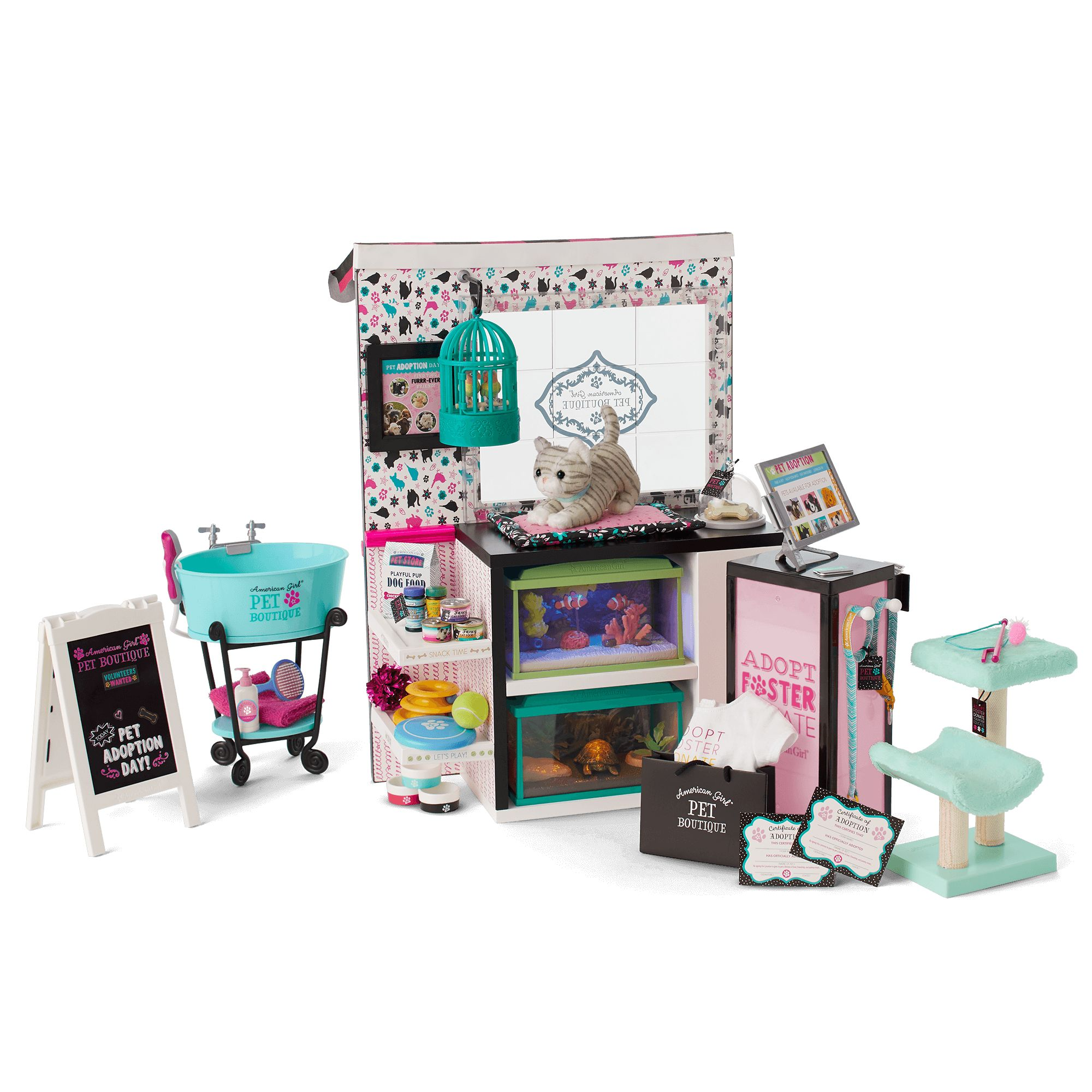 American Girl Pet Boutique