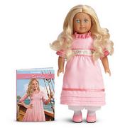Caroline Mattel mini doll