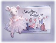AngelinaBallerinaDollandBook