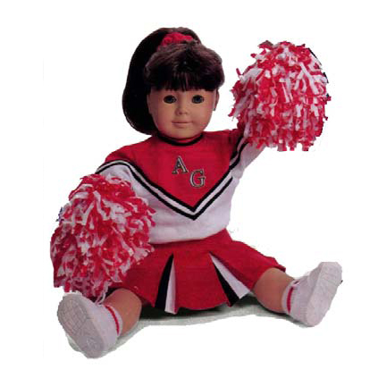 Cheerleader Outfit I