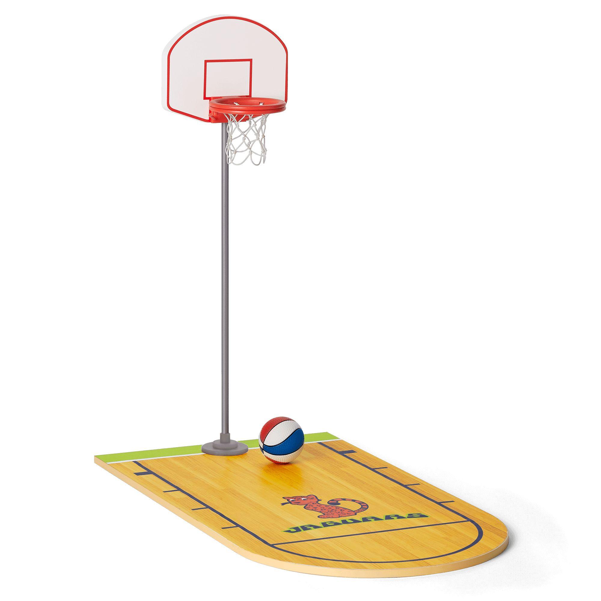 Julie's Basketball Court