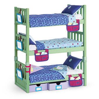 Camp Bunk Bed Set American Girl Wiki Fandom