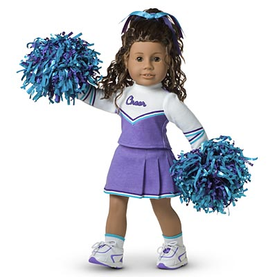 Cheerleader Outfit IV