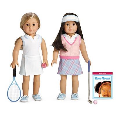 Tennis and Golf Set