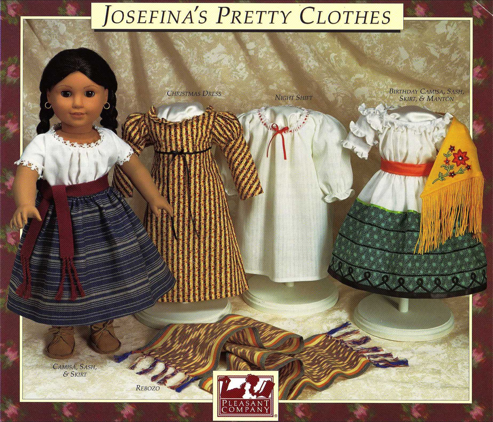 Josefina's Patterns