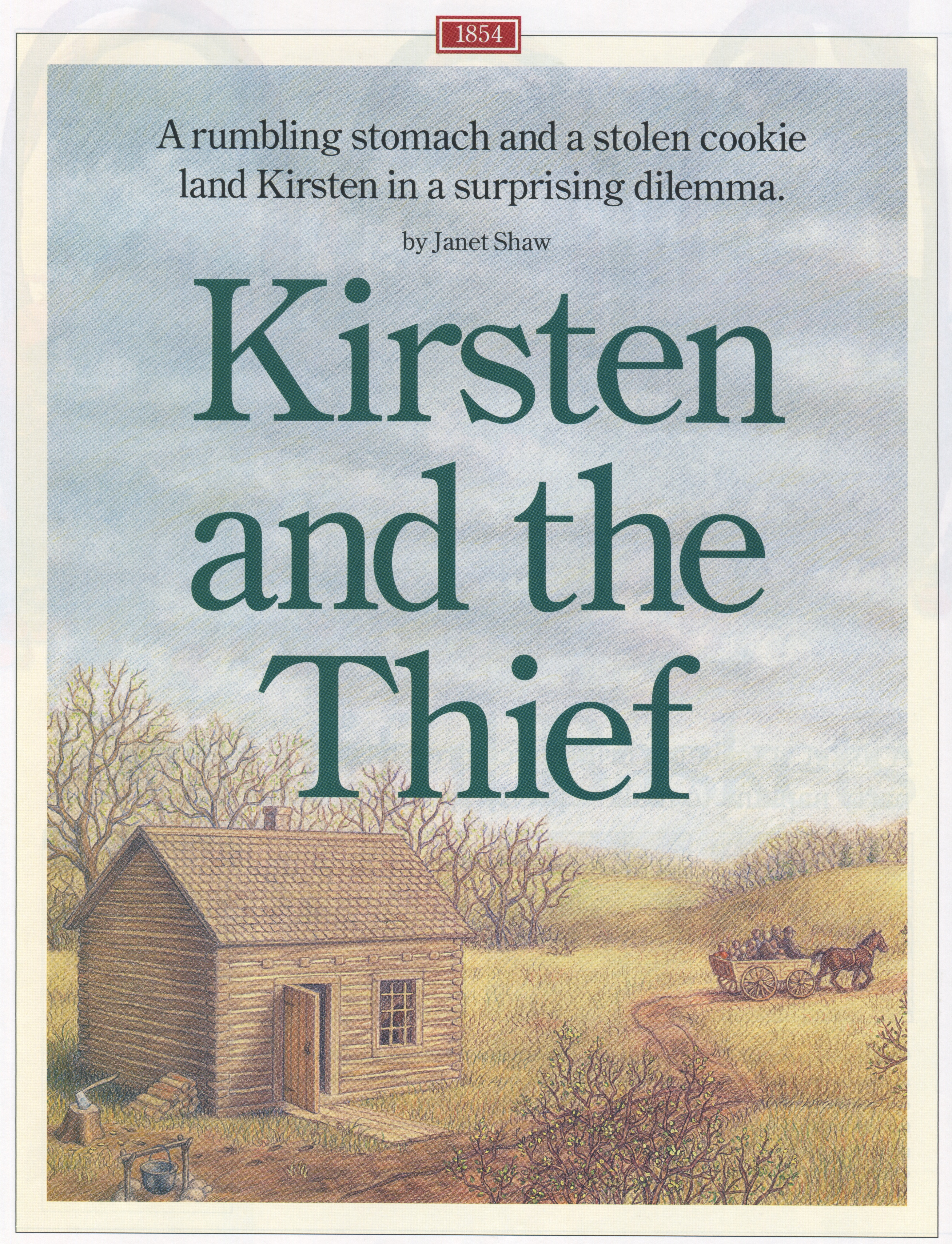 Kirsten and the Thief