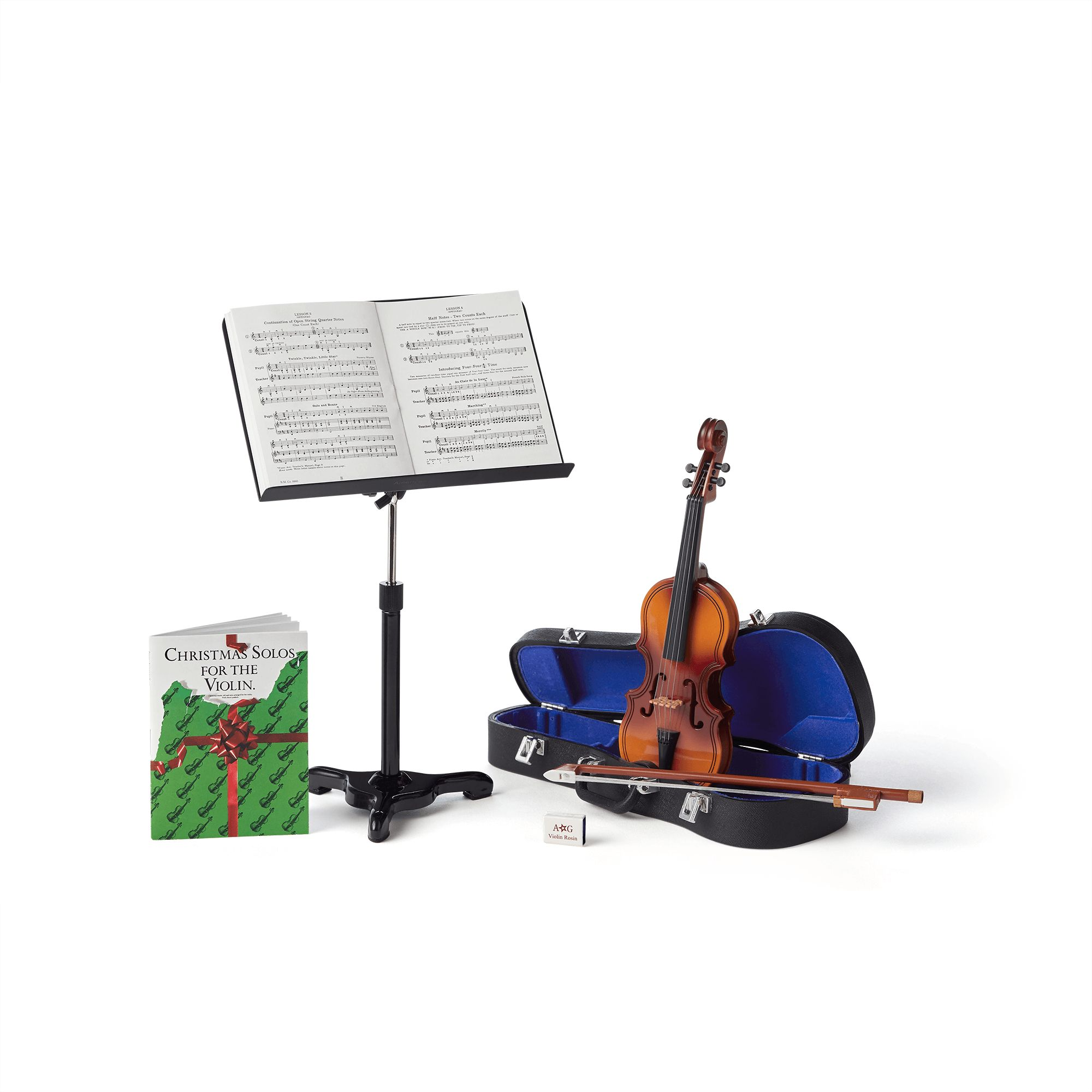 Violin and Stand