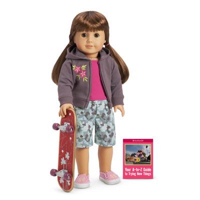Skateboard Outfit II
