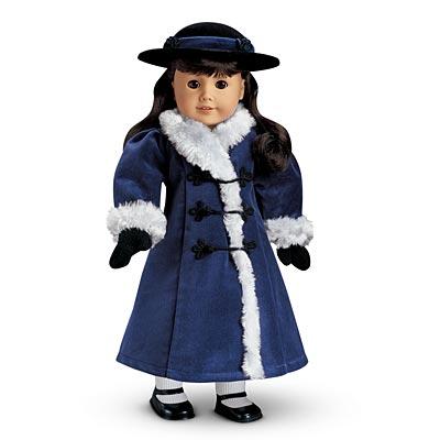 Samantha's Holiday Coat
