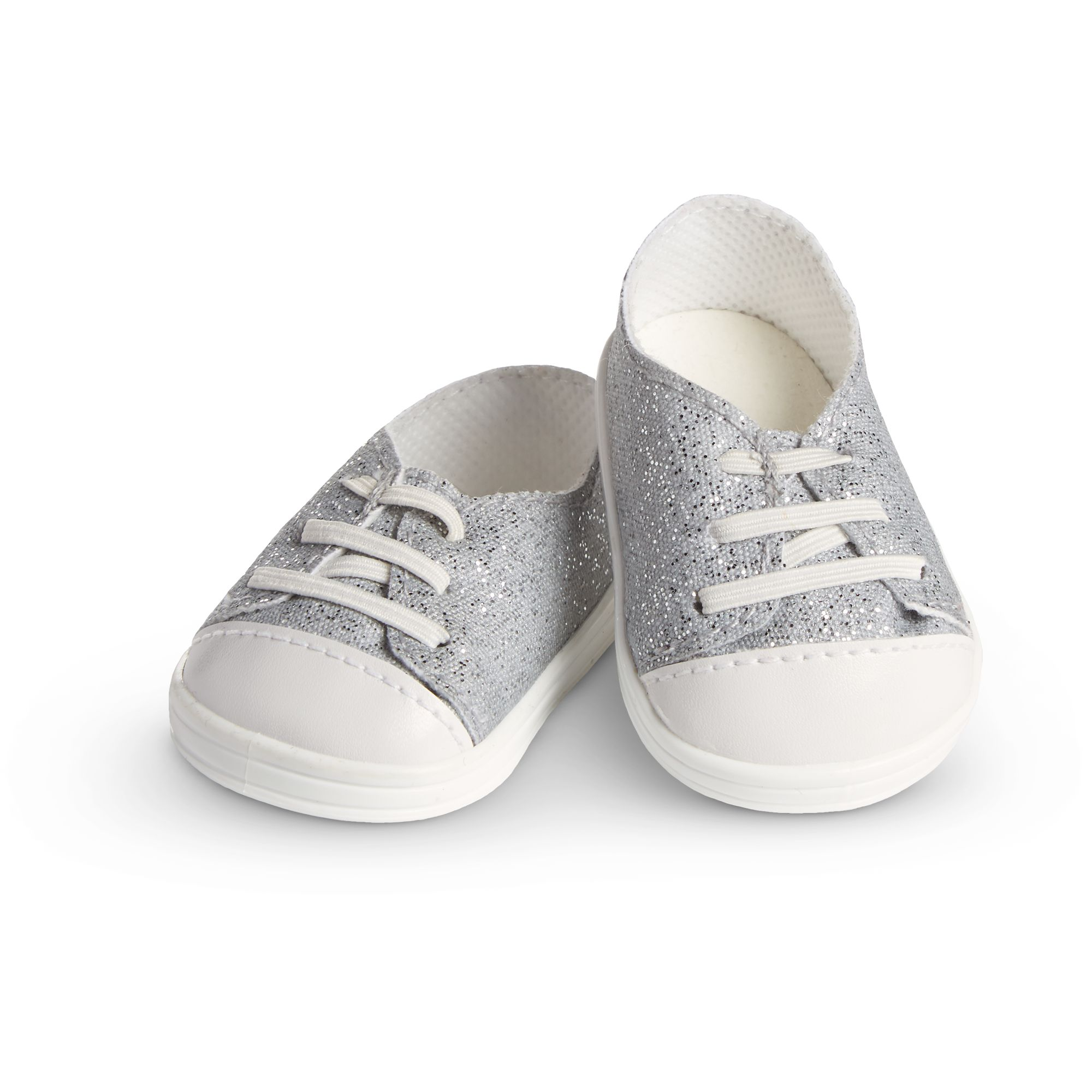 Tenney's Sparkly Sneakers