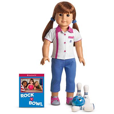 Bowling Team Set