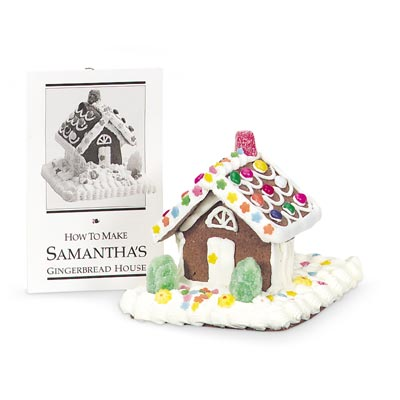 Real Gingerbread House