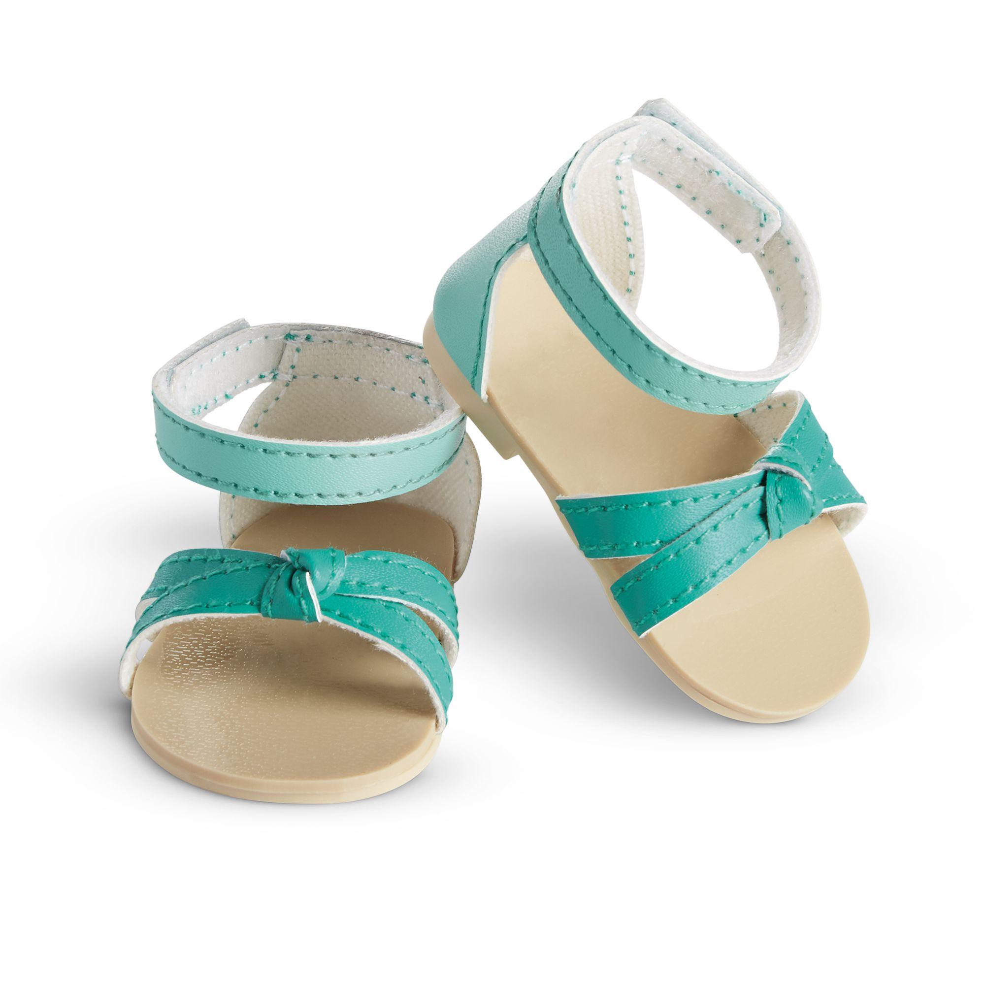 Crisscross Sandals
