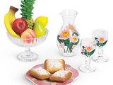 Glassware and Treats