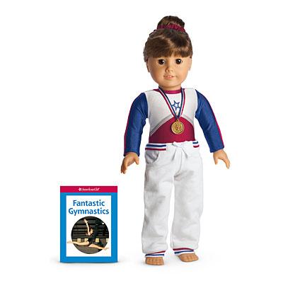Gymnastics Outfit II