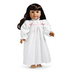 Samantha's Nightgown