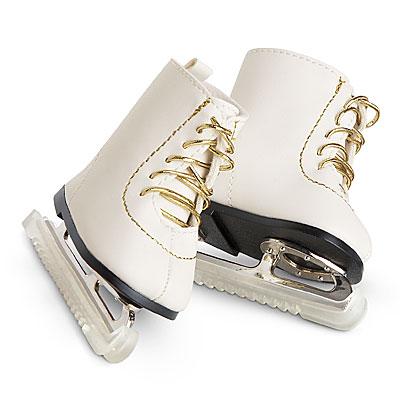 Fancy Ice Skates