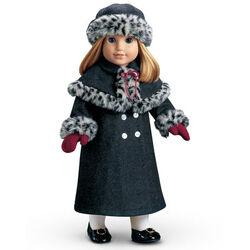 Nellie's Holiday Coat