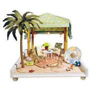 Cabana and Accessories