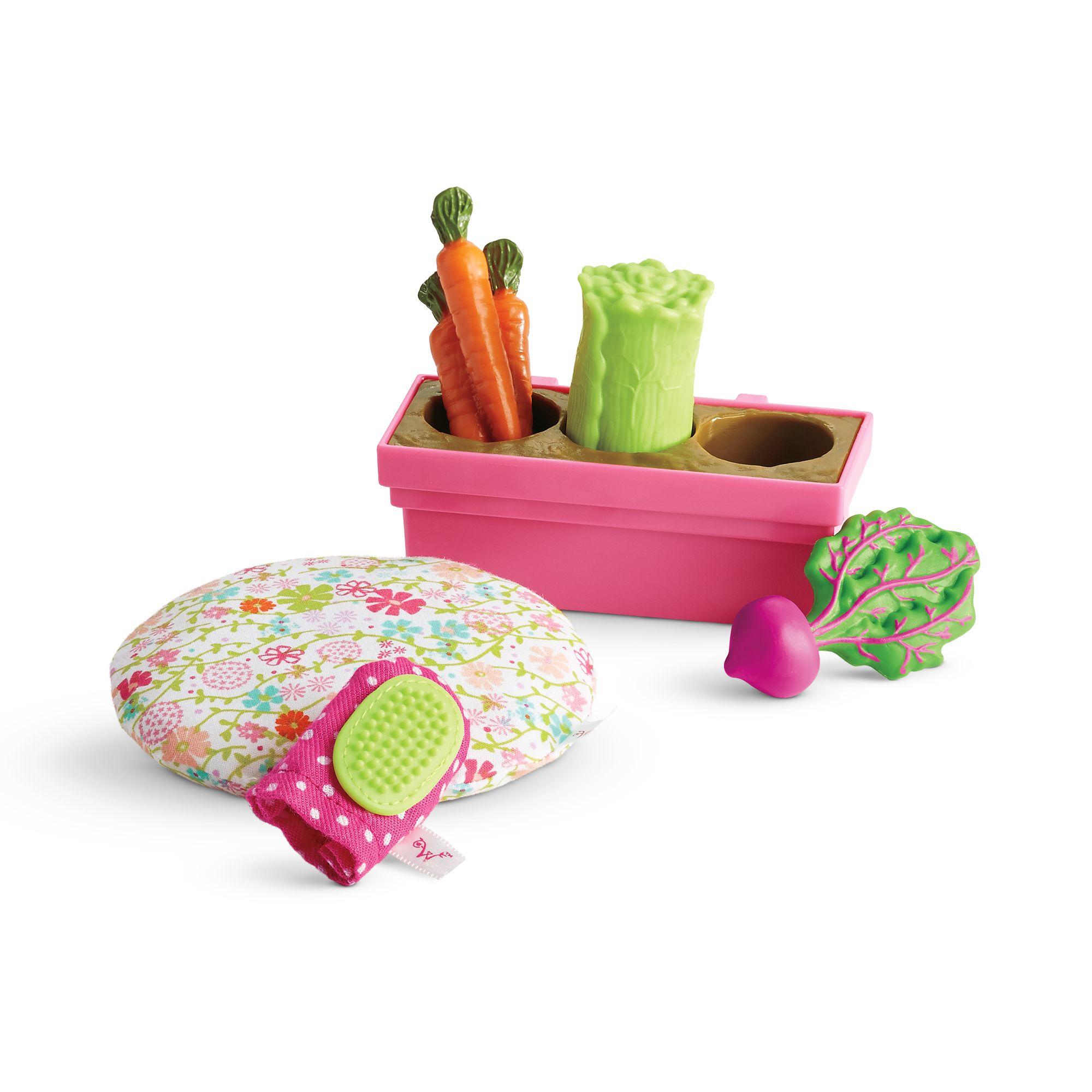 Carrot's Hutch Accessories
